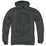Hoodie: Asking Alexandria- The Finest Crest Pullover Hoodie