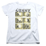 Womans: Always Sunny In Philadelphia- Rock Panels T-Shirt