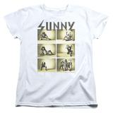 Womens: Always Sunny In Philadelphia- Rock Panels T-Shirt