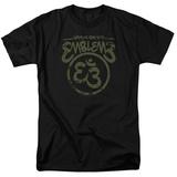 Emblem3- Namaste Here Distressed T-shirts