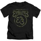 Juvenile: Emblem3- Namaste Here Distressed T-shirts