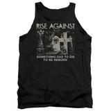 Tank Top: Rise Against- Die To Be Reborn Tank Top