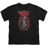 Youth: Black Veil Brides- Santa Muerte T-Shirt