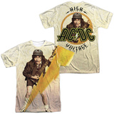 AC/DC- Higher Voltage Angus (Front/Back) Sublimated