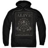 Hoodie: The Word Alive- Show No Mercy Stamp Pullover Hoodie