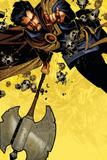 Cover Art Featuring Dr. Strange Kunstdrucke