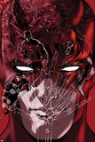 Daredevil No. 6 Cover Art Featuring: Daredevil, Fist, Hand, Blindspot, Tenfingers Print by David Lopez