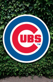 MLB: Chicago Cubs- Ivy Logo Posters