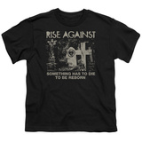 Youth: Rise Against- Die To Be Reborn T-shirts