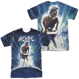 AC/DC- Electrifiedc Angus (Front/Back) Sublimated