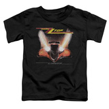 Toddler: ZZ Top- Eliminator Cover T-Shirt