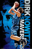NBA: Dallas Mavericks- Dirk Nowitzki 16 Posters