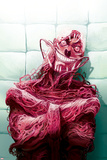 Carnage No. 8 Cover Art Featuring: Carnage, Cletus Kasady Posters par Mike Del Mundo