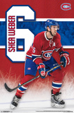 NHL: Montreal Canadiens- Shea Weber 16 Photo