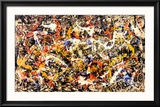 Convergentie Kunst van Jackson Pollock