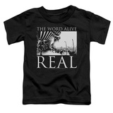 Toddler: The Word Alive- Real Tour T-Shirt