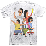 Bobs Burgers- Hero Pose Sublimated