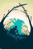 Weirdworld No. 6 Cover Art Affiches par Mike Del Mundo