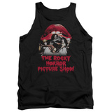 Tank Top: Rocky Horror Picture Show- Casting Throne Tank Top