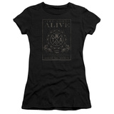 Juniors: The Word Alive- Show No Mercy Stamp T-shirts