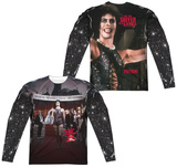 Long Sleeve: Rocky Horror Picture Show- Annual Conventional Strut (Front/Back) Shirts