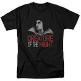 Rocky Horror Picture Show- Creature Of The Night Shirt
