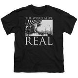 Youth: The Word Alive- Real Tour Shirts