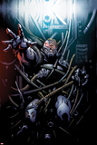 Uncanny Avengers No. 10 Cover Art Featuring: Ultron, Hank Pym Posters by Ryan Stegman