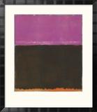 Senza titolo, 1953 Poster di Mark Rothko