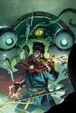 Doctor Strange: Last Days of Magic No. 1 Cover Art Featuring: Dr. Strange, Empirikul Print by Andy Brase