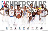 NBA- Superstars Pôsters