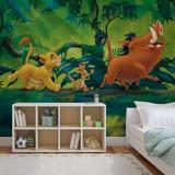 Disney The Lion King - Hakuna Matata - Vlies Non-Woven Mural Vlies Wallpaper Mural