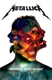 Metallica- Hardwired Album Art Prints