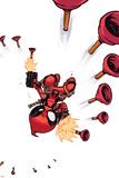 Deadpool Cover Art Bilder
