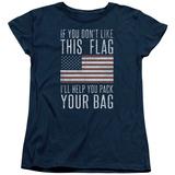 Womans: Pack & Go (Unamericana) T-shirts