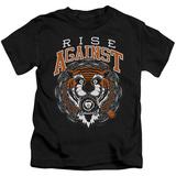 Juvenile: Rise Against- Tiger Bomb T-Shirt