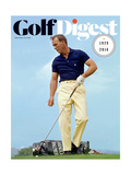 Golf Digest Cover - November 2016 Regular Giclee Print by Lester Nehamkin
