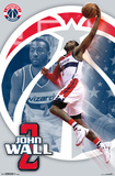 NBA: Washington Wizards- John Wall 16 Pôsteres