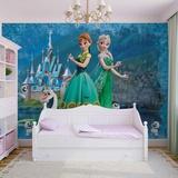 Disney - Frozen Fever Fototapeta