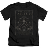Juvenile: The Word Alive- Show No Mercy Stamp T-Shirt