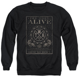 Crewneck Sweatshirt: The Word Alive- Show No Mercy Stamp Shirts