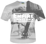 Star Wars: The Empire Strikes Back- AT/AT Advance T-Shirt