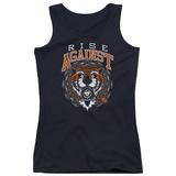 Juniors Tank Top: Rise Against- Tiger Bomb T-shirts