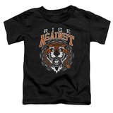 Toddler: Rise Against- Tiger Bomb T-Shirt