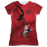 Juniors: American Horror Story- Vivien And The Rubber Man Shirts