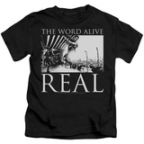 Juvenile: The Word Alive- Real Tour Shirt