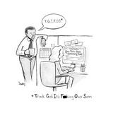 TGIFOS - Cartoon Premium Giclee Print by Benjamin Schwartz