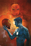 International Iron Man No. 3 Cover Art Featuring: Iron Man, Tony Stark Plakater af Alex Maleev