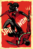 Spider-Woman No. 7 Cover Art Featuring: Spider Woman, Drew, Jesse Posters by Rodriguez Javier
