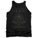 Tank Top: The Word Alive- Show No Mercy Stamp Tank Top